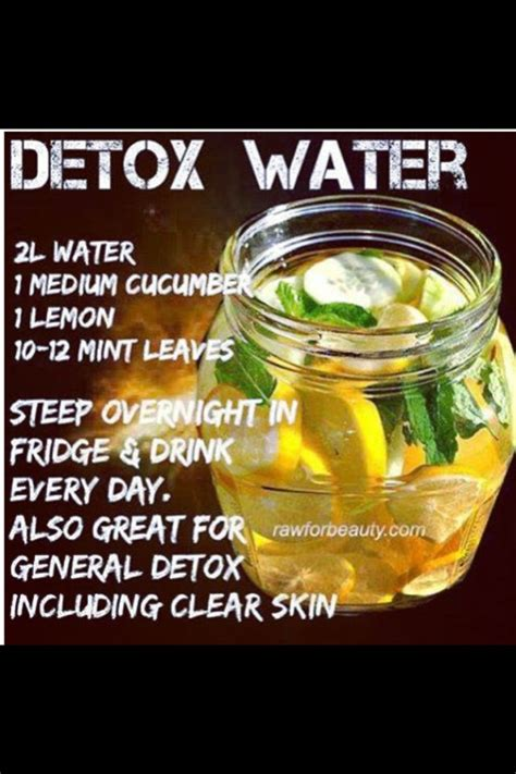 Speed Up Detox by Detox Water Thanks To Kanye Work Out Plan