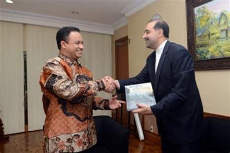 Pendidikan Lingkungan Sosial Budaya Mahmud satu harapan pemerintah indonesia jalin kerja sama budaya