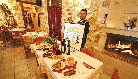 cucina cretese la cucina greca e cretese ristorante napoleon in zakros