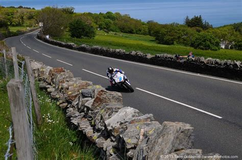 trackside tuesday isle of man tt 2013 tony goldsmith 04 trackside tuesday from over the hedge asphalt rubber