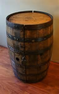 Barrel Cabinet Customer Response On His Four Roses Barrel Cabinet