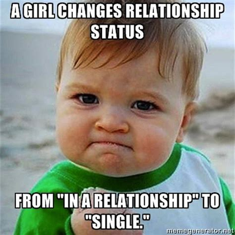 Facebook Relationship Memes - how to secretly change your relationship status on