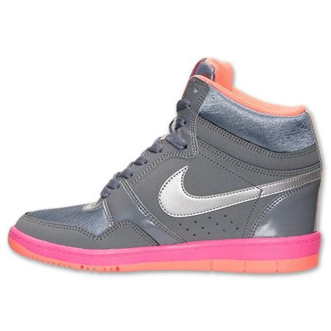 Grey 363699 04 Wmns Sneakers Trainers Casual Shoes Oss nike sky high grey pink