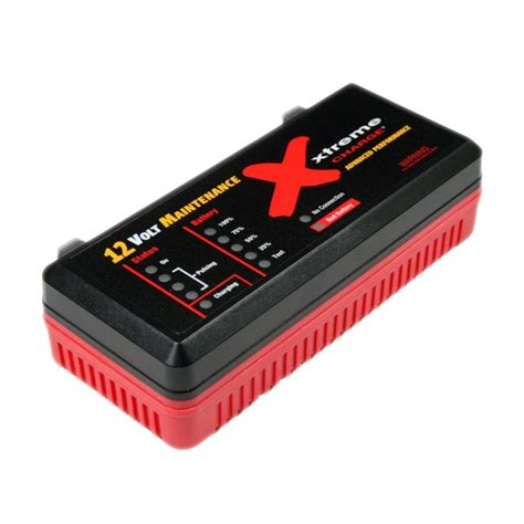 xtreme battery charger pulse tech xtreme charger
