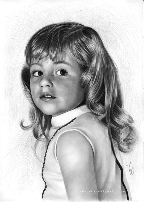 art little girl models little girl drawing from an old drawing by thubakabra on