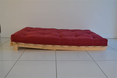 How To Make A Futon Bed by Compact Futon Sofa Bed Size Futon With Small