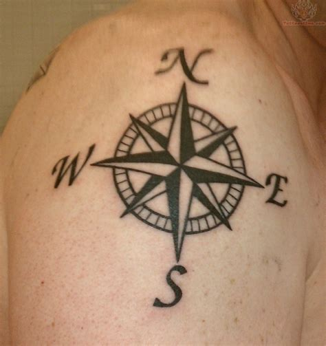 compass rose tattoos compass images designs