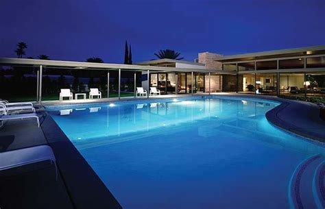 Vacation Home Design Floor Plans frank sinatra s house palm springs usa house amp hotel