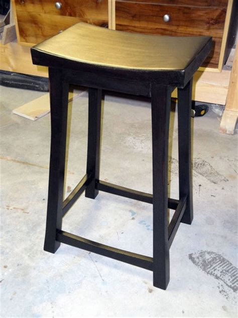 Saddle Stool Plans by Saddle Seat Bar Stool Woodworking Plans Woodworking