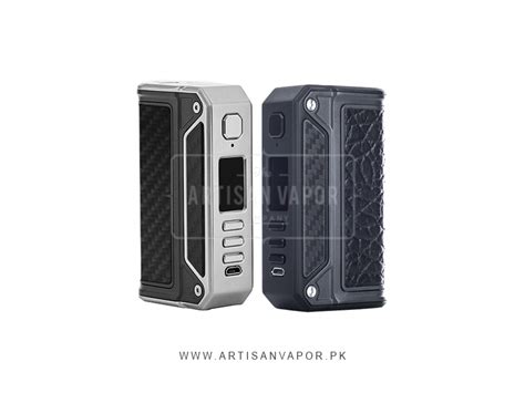 Lost Vape Therion Dual 18650 Dna 75 Box Mod lost vape therion dual 18650 dna 75c box mod artisan vapor pk