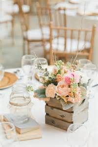 wooden centerpieces wedding 10 ways to re use wooden crates megan handmade