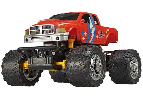 Revell Rc Auto by Revell 174 Rc Auto 187 Revell 174 Control Monstertruck City Wolf