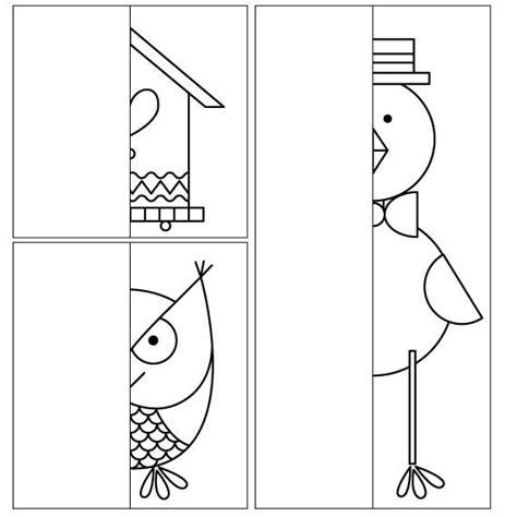 drawing activities cool symmetry 171 preschool and homeschool