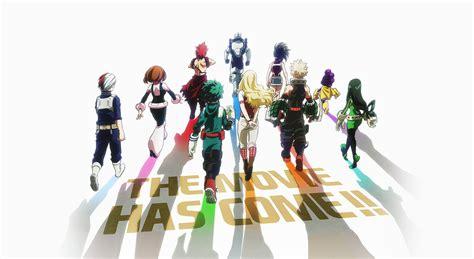 boku no hero academia the movie futari no hero release