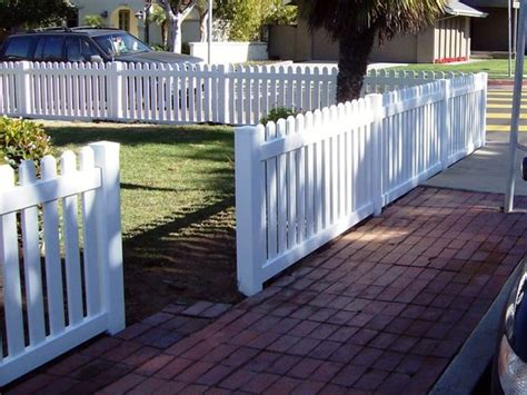 front yard fence styles front yard fence fence and front yards on