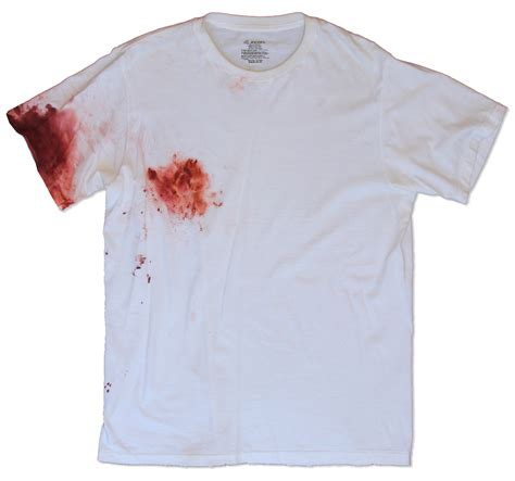lot detail bruce willis screen worn wardrobe from white t shirt distressed with