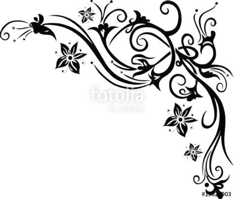 Deckblatt Bewerbung Muster Schwarz Weib Quot Blumen Ornament Floral Bl 252 Ten Quot Stockfotos Und Lizenzfreie Vektoren Auf Fotolia Bild