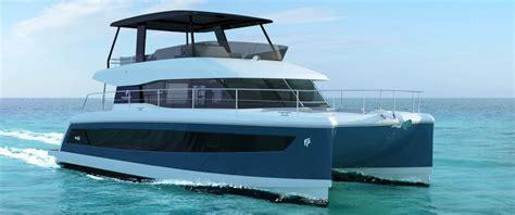catamaran for sale fountaine pajot power catamaran my 44 fountaine pajot power catamarans