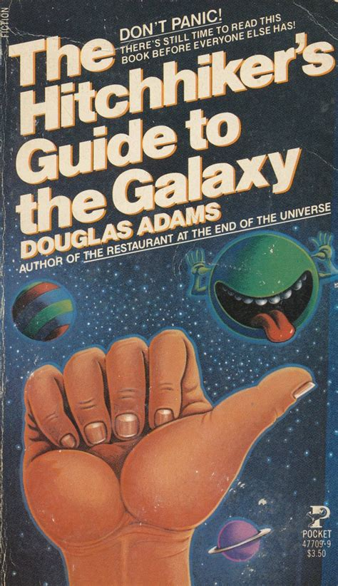 the hitchhikers guide to 30 totally relatable quotes from absurdist fiction flavorwire