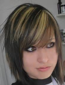 Cute hairstyles with layers and side bangs pictures 3