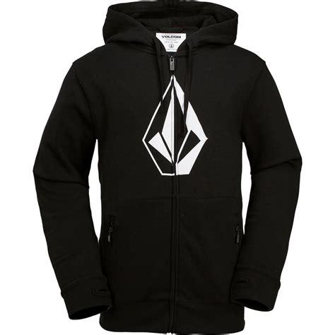 Volcom Jla Hoodie volcom jla fleece zip hoodie s