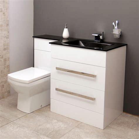 Vigo Bathroom Furniture Vigo Right Combination Unit