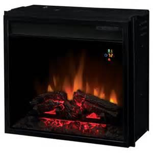 Electric Fireplace Heater Insert Heater Classic 18ef022gra 18 Quot Backlit Electric Fireplace Insert New Ebay