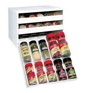 spice rack organizer three drawer spice organizer chefs edition in spice racks