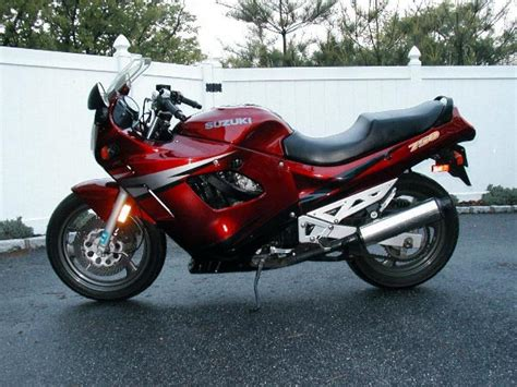 1999 suzuki gsx 750 f katana moto zombdrive