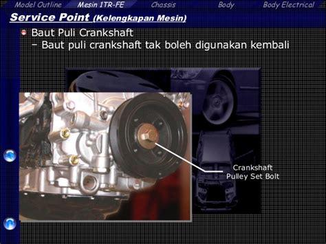 Sayap Atas Inova Arm Inova Set kijang innova bensin vvt i 1 tr fe