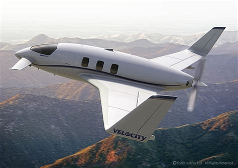 Draw Plans velocity aircraft kollected
