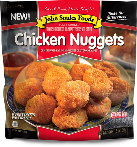 Spicy Chiken Naget Frozen Naget Ayam beef fajitas soules foods