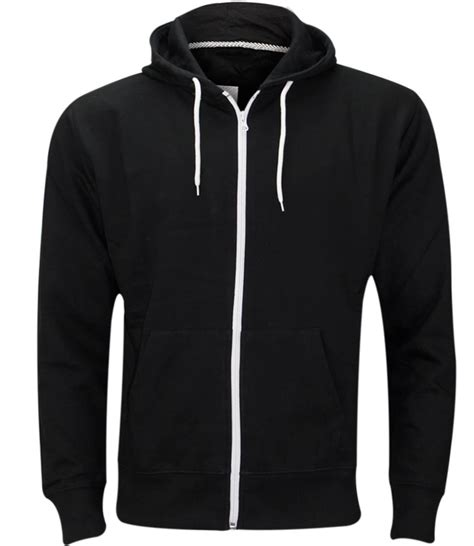 Herren Sweatshirts 3879 by New Mens Hoodies Boys Plus Size Sweatshirt Hooded Zip Warm