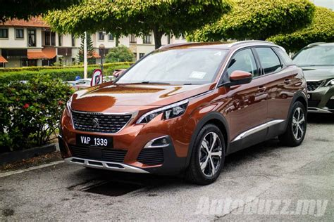 peugeot copper all new peugeot 3008 launched in malaysia 2 variants from