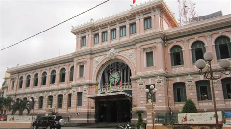 Post Office Finder Address Saigon Central Post Office The Eiffel Post Office Travel Guide Bestprice
