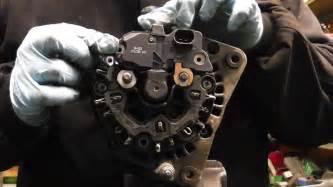 vw audi seat skoda alternator not charging diagnose and