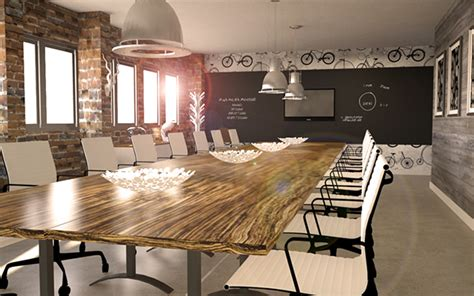 boardroom design boardroom interior design render on behance