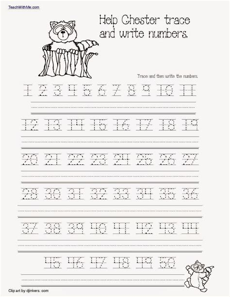 free printable tracing numbers 1 100 free printable number tracing worksheets 11 20 free