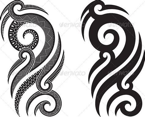 pattern tattoo vector best 25 maori tattoo patterns ideas on pinterest