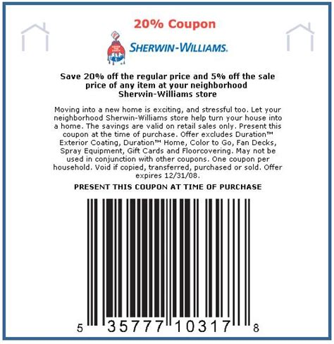 sherwin williams paint store coupons sherwin williams coupon 30