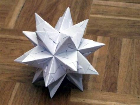 tutorial origami 3d in italiano 3d origami star tutorial on page 2 paper crafts