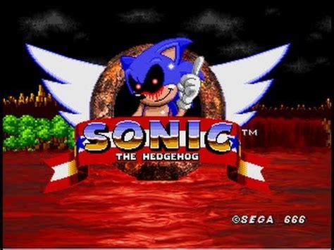 sonicexe version  gameplay youtube