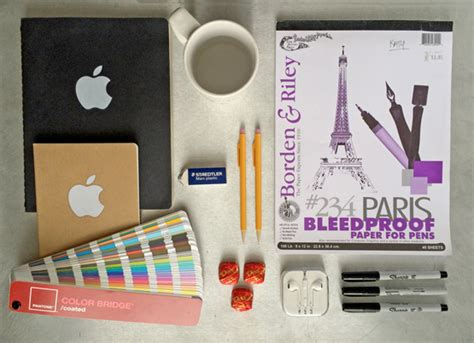 Creative Essentials Desk by What S In Bag Top 10 Creative Essentials Katy