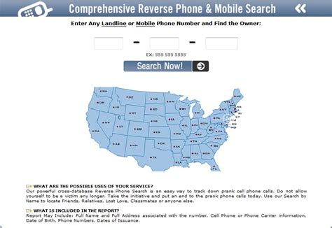 Find By Cell Phone Search By Cell Phone Number