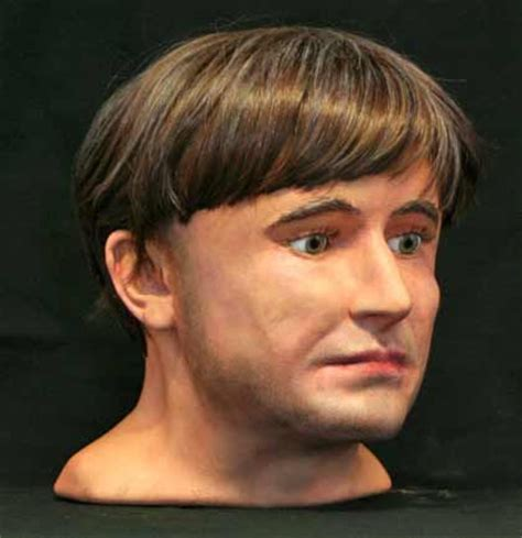 anglo saxon hairstyles 17 best images about faces from the past reconstructed on