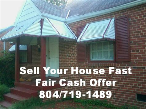 who buys houses quickly sell house fast for cash in richmond virginia