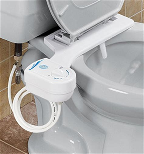 Bidet Add On To Existing Toilet Toilet Bidet Attachment By Ideaworks Pulsetv