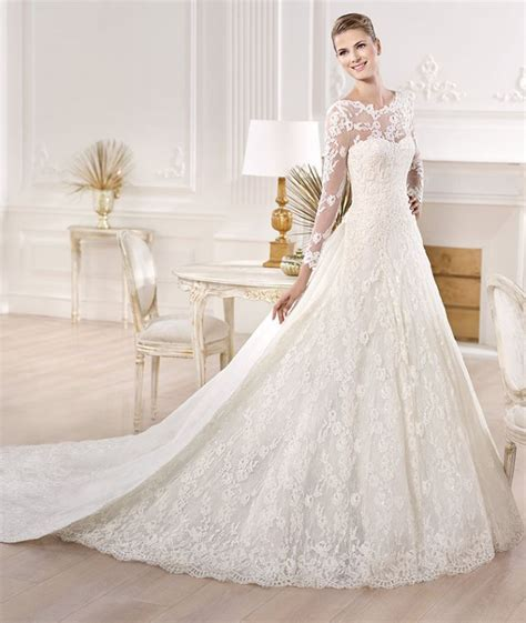 20 favorite wedding gowns from atelier pronovias 2014 onewed