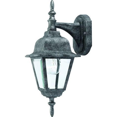 Outside Light Fixtures Hardware House Antique Silver Patio Porch Outdoor Light Fixture 54 4304 Ebay