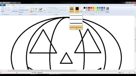 imágenes de halloween fáciles para dibujar dibujos para ni 241 os c 243 mo dibujar una calabaza de halloween
